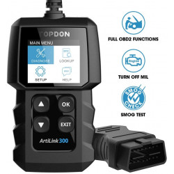 TOPDON AL300 Outil Diagnostic Auto