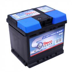 Batterie bleue 12V 50Ah 440A (EN)