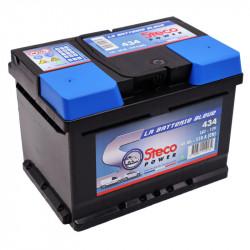Batterie bleue 12V 60Ah 510A (EN)