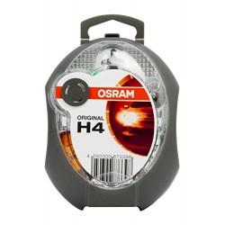 Coffret H4 Osram 12v 55w