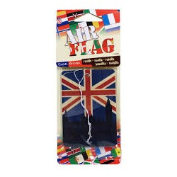 Air flag vanille Angleterre