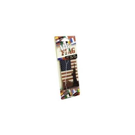 Air Flag Vanille USA